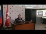 Пресс-конференция губернатора Прикамья Максима Решетникова