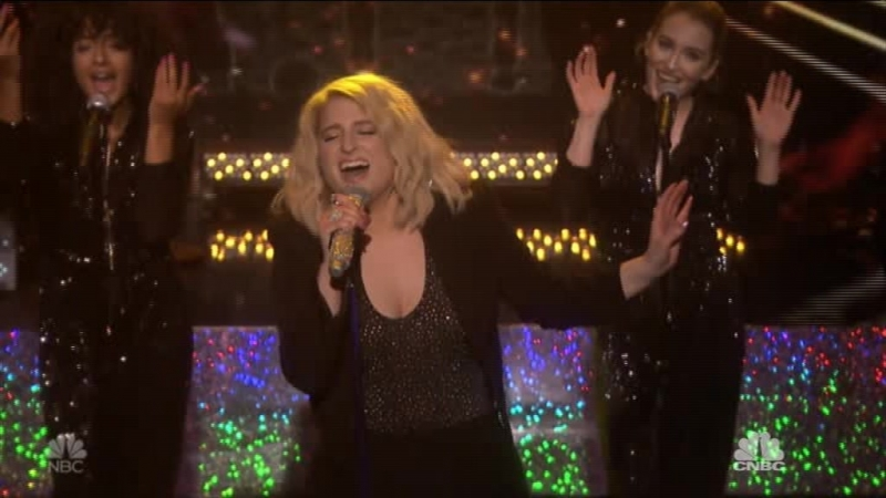 Meghan Trainor - No Excuses (The Tonight Show Starring Jimmy Fallon - 2018-03-05)
