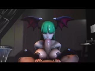 Hot content 3d hentai sfm darkstalkers morrigan aensland rule34 r34 pov