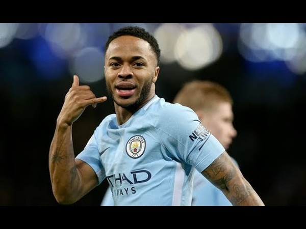 Raheem Sterling ● All Goals and Assists 17/18