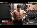8 упражнений для низа груди