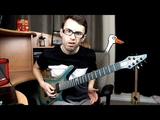 Как сочинить КРУТОЕ гитарное соло! (STEVIE T RUS)