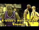 Why Chris Webber Is NOT In The Hall Of Fame