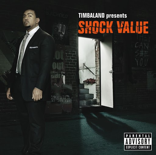 Timbaland альбом Shock Value Deluxe Version (International Version)