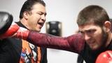Хабиб проиграет Конору в стойке / Тренер Нурмагомедова про бой против Макгрегора