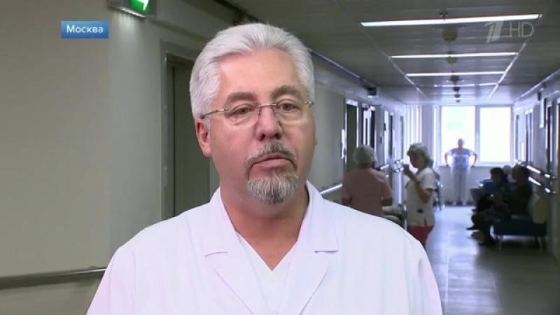В Боткинской больнице провели первую операцию по пересадке печени