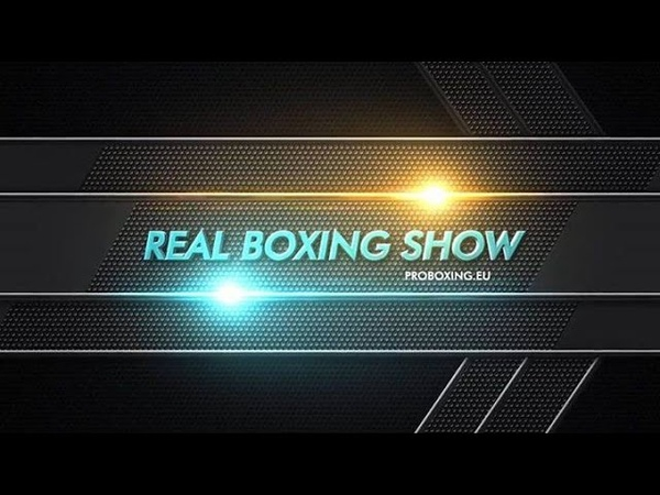 LIVE EVENT Real Boxing Show 21.02.2016 proboxing.eu