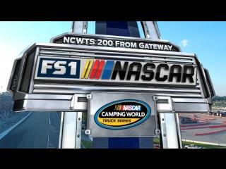 2018 NASCAR Camping World Truck Series - Round 10 - Gateway 200