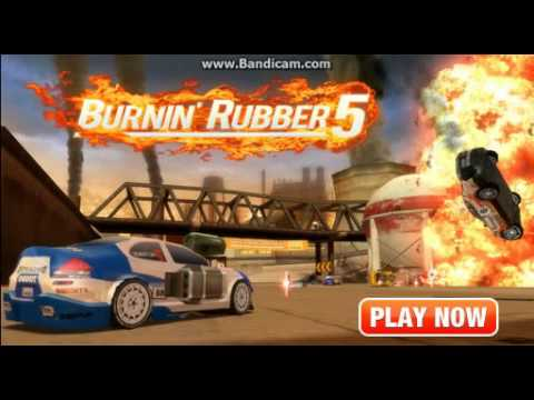 Burnin' Rubber 5 Soundtrack - Roughneck Rampage, Total Recall, Operation Sandstorm (5 Minute Loop)
