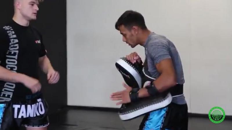Muay Thai Tips for Power Knees and Kicks Tutorial