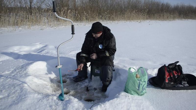 Пашский лед 2018. 03.03.18.