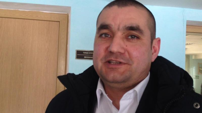 Главный врач Мраковской центральной районной больницы Рустем Разяпович Хусаинов.