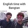 "Bts - JUNGK00K on Instagram: ""English time with bangtan 😂😂😂 so cute . . Cr @squishykookie_ . btsbangtanboyshungkookjinjiminjhopesugarmv"""