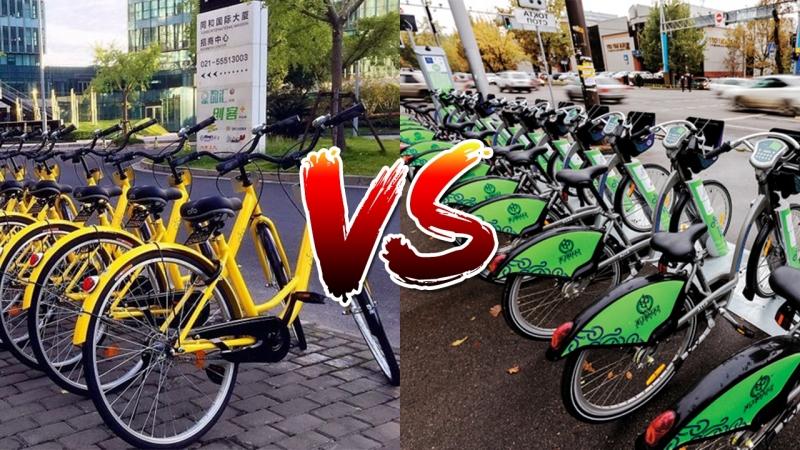 Ofo vs Almaty bike | Куда пропали велосипеды?