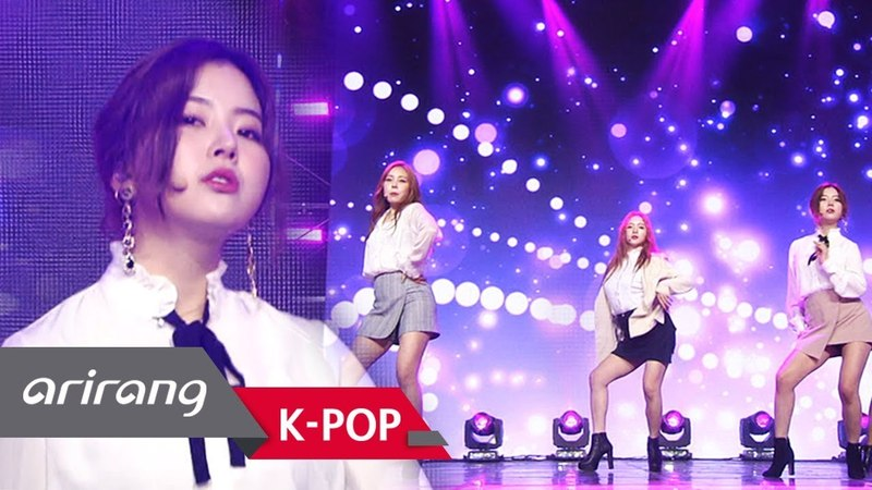 Simply K Pop LADIES' CODE 레이디스 코드 Galaxy Ep 312 051818