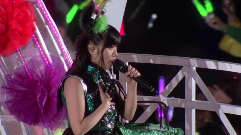Momoiro Clover Z - Bye Bye de Sayounara [Dome Trek 2016]