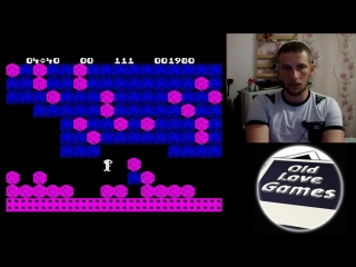Boulder Dash (ZX-Spectrum) Fast Food - series 2 - Day 6