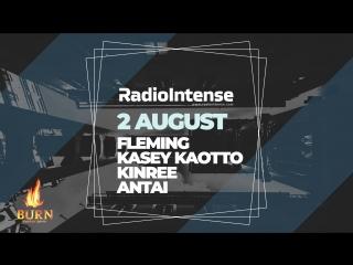 Live @ Radio Intense 02.08.2018