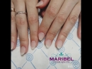 Коррекция ногтей шаг за шагом от студии MARIBEL г.Барнаул