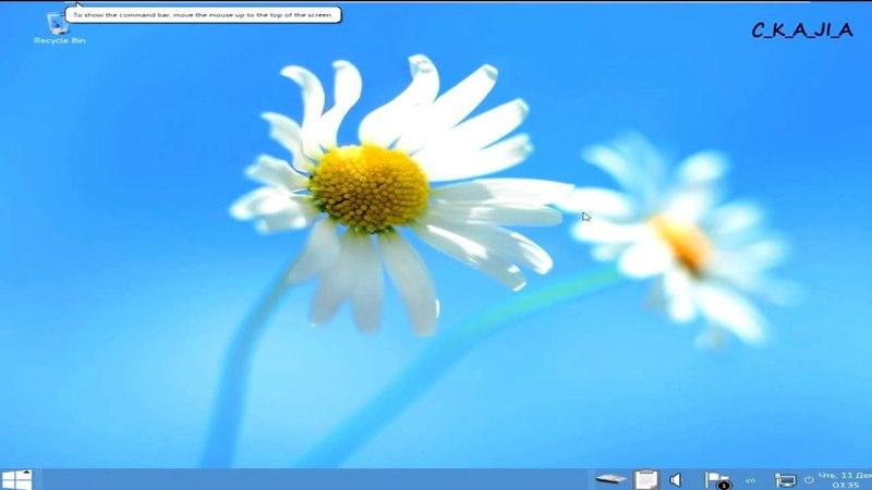 VMware Workstation11 операционная система tails (первые мои видео ролики 2014 г.)