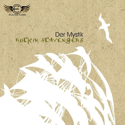 Der Mystik альбом Rockin' Scavengers EP