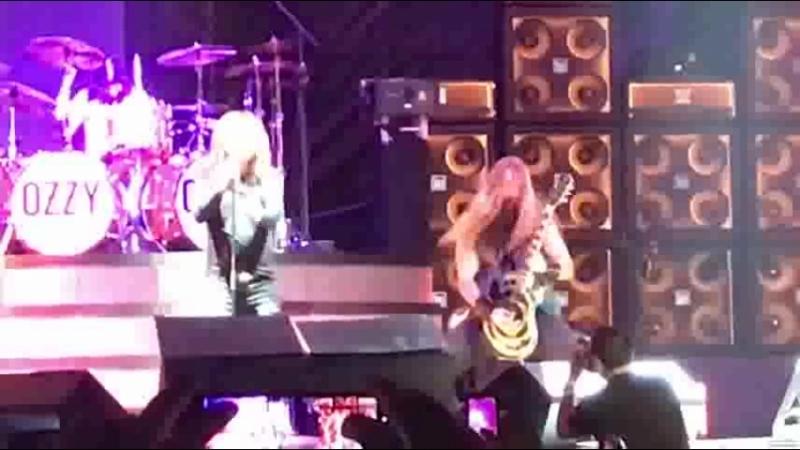 OZZY OSBOURNE - Live Fort Rock 2018 (Markham Park, FL 4.28.2018)