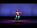 Fusion Belly Dance - Fan Veils - Beats Antique - Washington, DC - Ebony 21032