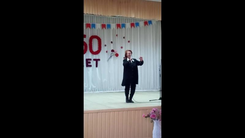 50-летие дергуновского СДК