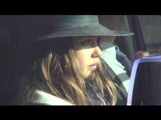 HD: Джессика вылетает в Мексику (29 апреля 2018)