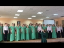 Старший хор Мелодия - Sanctus Benedictus (J. Rheinberger - Messa A-dur)