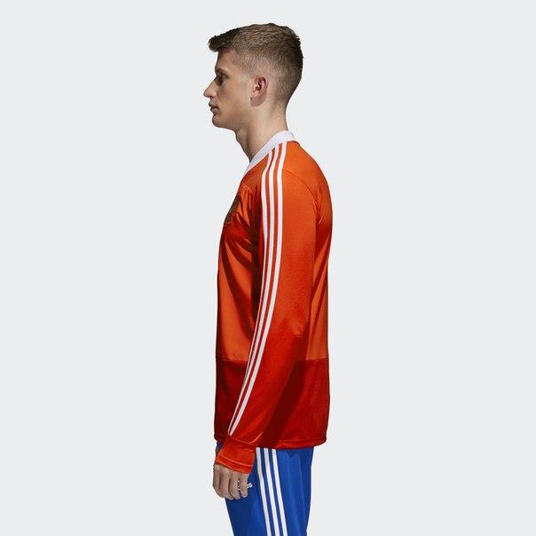 Тренировочный джемпер сборной России