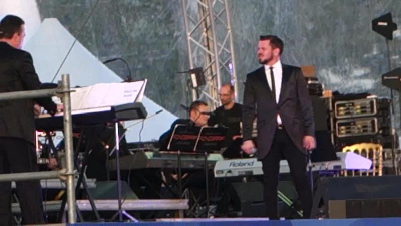 Интарс Бусулис - Georgia On My Mind - Джаз на Неве 22.07.18