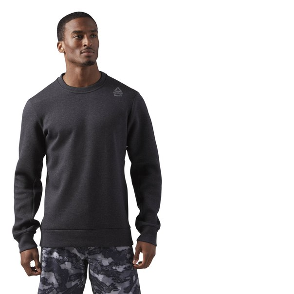 Свитшот Reebok CrossFit Double Knit