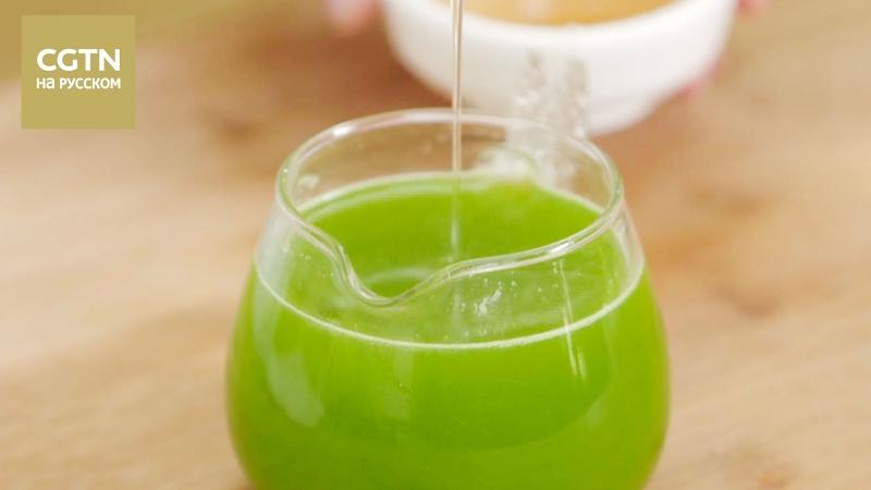 сок из сельдерея и лимона
