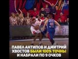 «Локо» нанес ЦСКА первое поражение в сезоне лиги ВТБ