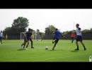 NFFC squad returned to the training ground