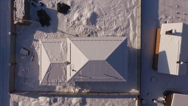Сдан дом #ультрасип_свердлова 👍👍👍 Видео будет после монтажа.