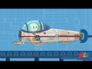 Lets Fly! Helicopter and Airplanes at Finleys Factory Cartoon For Kids