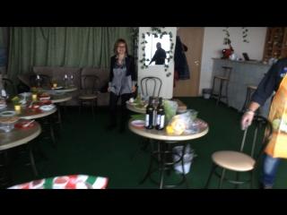 У нас в гостях Раффаеле и Лилия!!!