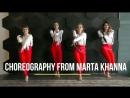 Marta Khanna's Ladies Team