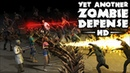 Yet Another Zombie Defense HD - Xbox One Release Date Announcement Trailer PEGI