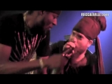JAH Mason &amp Fyah T - Backstabba - live in Munich, Germany, 02.09.2011