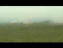Пожар по пути в Териберку