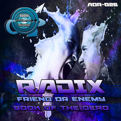 Radix альбом Friend Or Enemy / Book Of The Dead