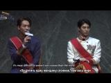 [RUS SUB] Showbiz Korea VIXX LEO at Musical The Last Kiss Press Conference