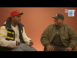 Встреча поколений: A$AP Ferg и DJ Premier (Русский язык) [Рифмы и Панчи]