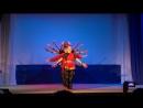 Индийский танец №9