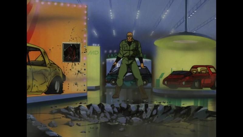 Городской охотник (фильм второй) City Hunter - Bay City Wars -1990 г (RUS озвучка) (аниме эпичное, комедия, криминальный боевик)