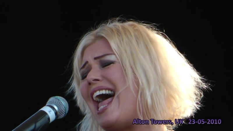 Kim Wilde live - Cambodia (HD) - Alton Towers, UK - 23-05-2010