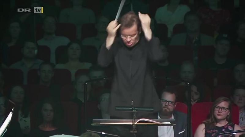 Интерстеллар в исполнении датского симфонического оркестра